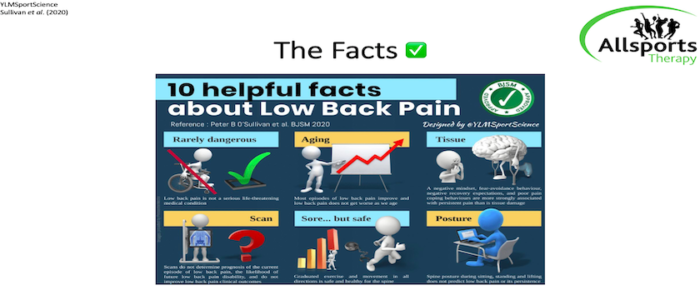Low Back Pain pres
