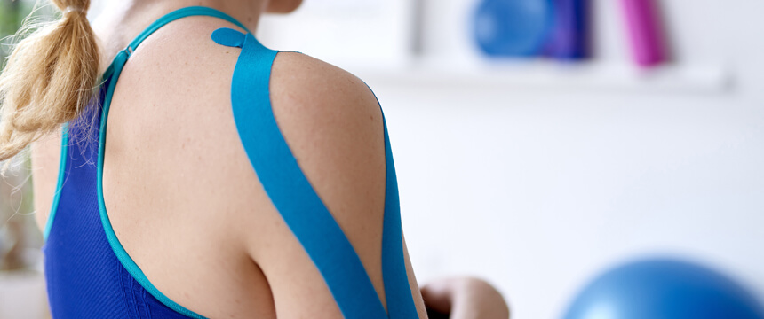 Athletic and Kinesiology Taping Hampshire