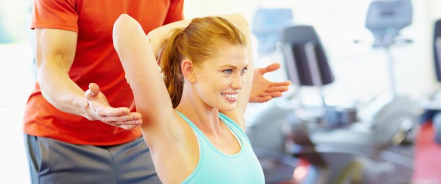 Gym-based Personal Training