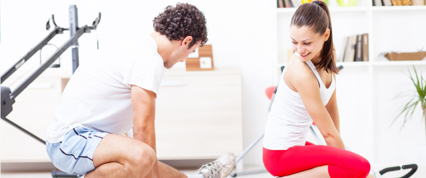 Home-based Personal Training