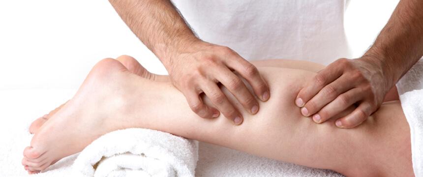 Sports Massage Therapy Hampshire
